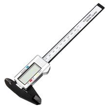 "Cheaper LCD 6""150mm Digital Vernier Caliper Accurate Micrometer Accurately Made of Carbon Fiber Composite"