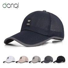 DONQL Outdoor Sports Cap For Fishing Hat Cycling Hiking Sun