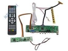 LA.MV56U.A New Universal HDMI USB AV VGA ATV PC LCD Controller Board for 19inch 1440×900 MT190AW02-V4 LED LVDS Monitor Kit