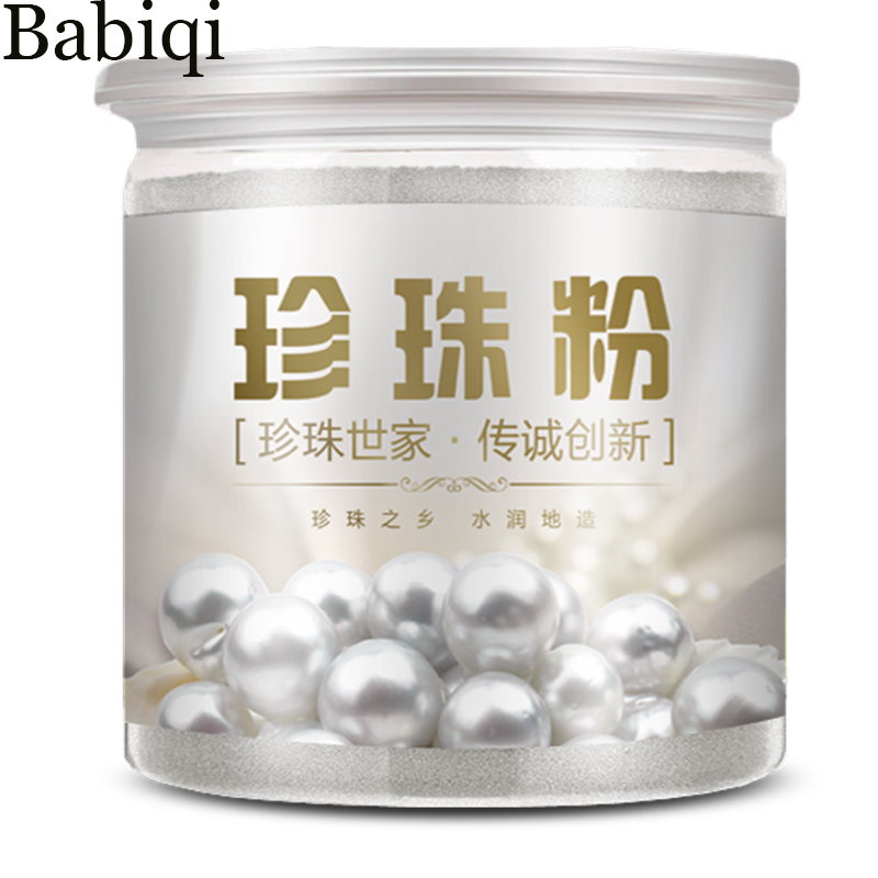 500g Pure Pearl Powder Mask Whitening Cream Moisturizing Acne Treatment Anti-aging Oil-control