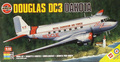 Out of print product! Airfix 1/72 Douglas DC-3 Dakota RCAF SAR British European Airways Airliner