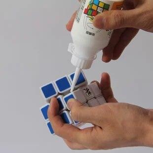 100 ml Maru kocka ulje mazivo mazivo ulje za brzinu puzzle puzzle - Igre i zagonetke - Foto 5