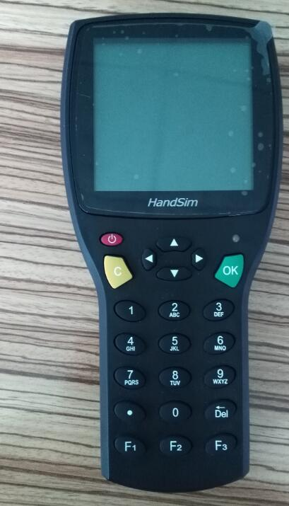 hand held programmer for hotel system  for casio dt930 940 data hand held terminal base 986