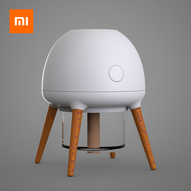 Xiaomi Electric Mosquito Repellent Noiseless Safe Non-toxic Pest Mosquito Killer 10H Timing Cool Blue Night Light For Home