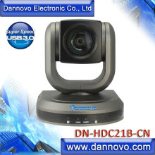 Free Shipping DANNOVO USB 3.0 1080P 720P HD PTZ Camera for Microsoft Lync, 20X Optical Zoom(DN-HDC21B-CN)