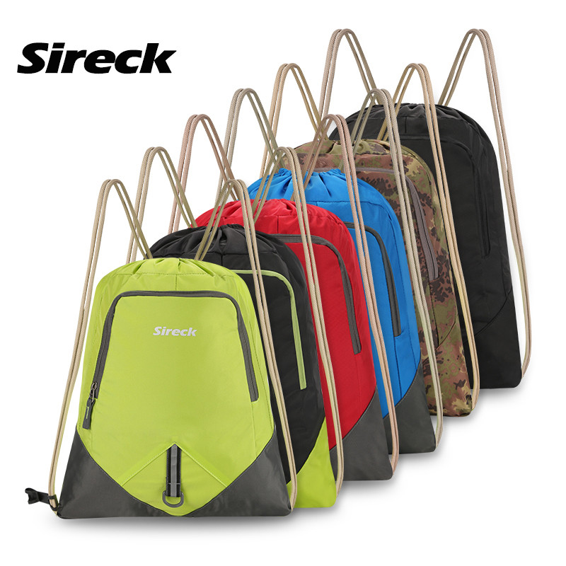 Sireck Gym Bags 15L Ultralight Running Sports Backpack Men Women Fitness Climbing Cycling Bags Travel Folding Backpack Mochilas