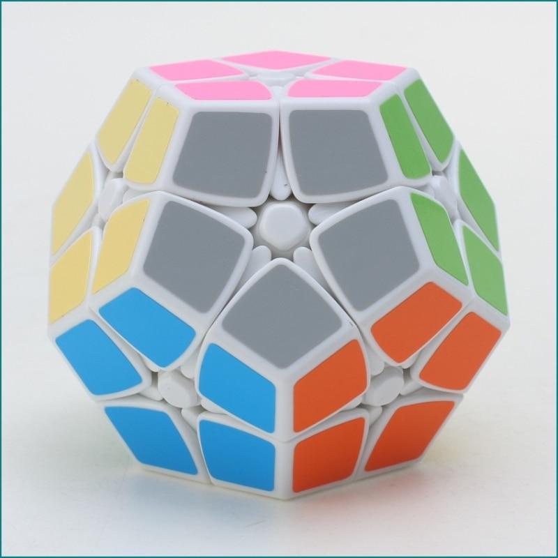 YKLWorld 2x2 Dodécaèdre Cube Magique Maître-Kilominx Cubo Magico - Jeux et casse-tête - Photo 5