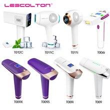 Lescolton serie original fabrik IPL epilierer 2in1 laser haar entfernung maschine permanent bikini körper unterarm für frauen und männer
