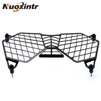Nuoxintr Motorcycle Headlight Guard Protector For Triumph Tiger 800 Explorer 1200XC 2013-2017 Headlight Protector Cover Grille