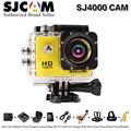 Sjcam sj4000 & sj4000 wifi esporte action camera hd1080p completo esportes DV Novatek 96650 Capacete de Mergulho À Prova D' Água Câmera Mini DV 30 M