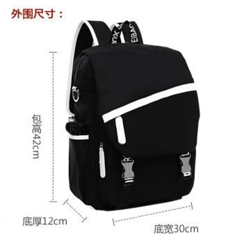 Naruto Luminous Cosplay Backpack