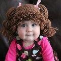 Muñeca repollo Ganchillo Sombrero Recién Nacidos, de mediana edad sombrero adulto, cualquier tamaño del sombrero