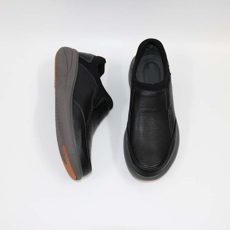 Buty z prawdziwej skóry manHigh jakości klasyczne męskie ShoesCasual buty manLight i wygodne męskie shoesLefu buty człowiek w Męskie nieformalne buty od Buty na  Grupa 1