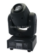 High quality DMX LED professional lighting 10w Cree MINI led spot moving head Light