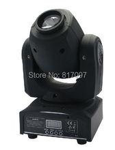Высокое качество DMX из светодиодов профессиональное освещение 10 Вт кри мини из светодиодов пятно переезд головного света