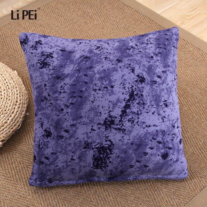 45*45cm Elastic Cushion Cover Throw Pillow Cushion Cover Car Home Decoration Sofa Bed Decor Decorative Pillowcase 1PC