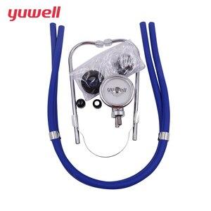 Image 3 - Yuwell プロ聴診器多機能ヘッド心臓率肺医療機器胎児獣医心拍数ムラ
