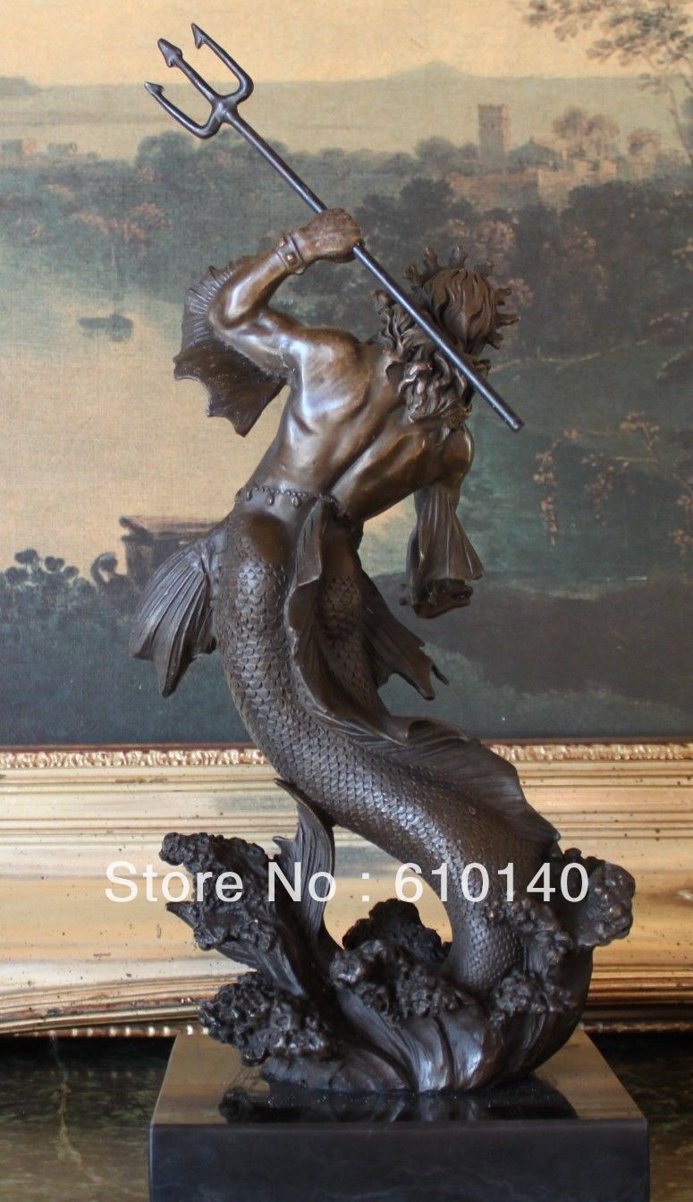 aliexpress com buy atlantis poseidon neptune sea greek god