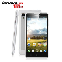 Original Lenovo P780 MTK6589 Quad Core GPS 3G WCDMA Android 4.2 Mobile Phone 5.0 inch 8.0MP Camera 1GB RAM 4GB ROM