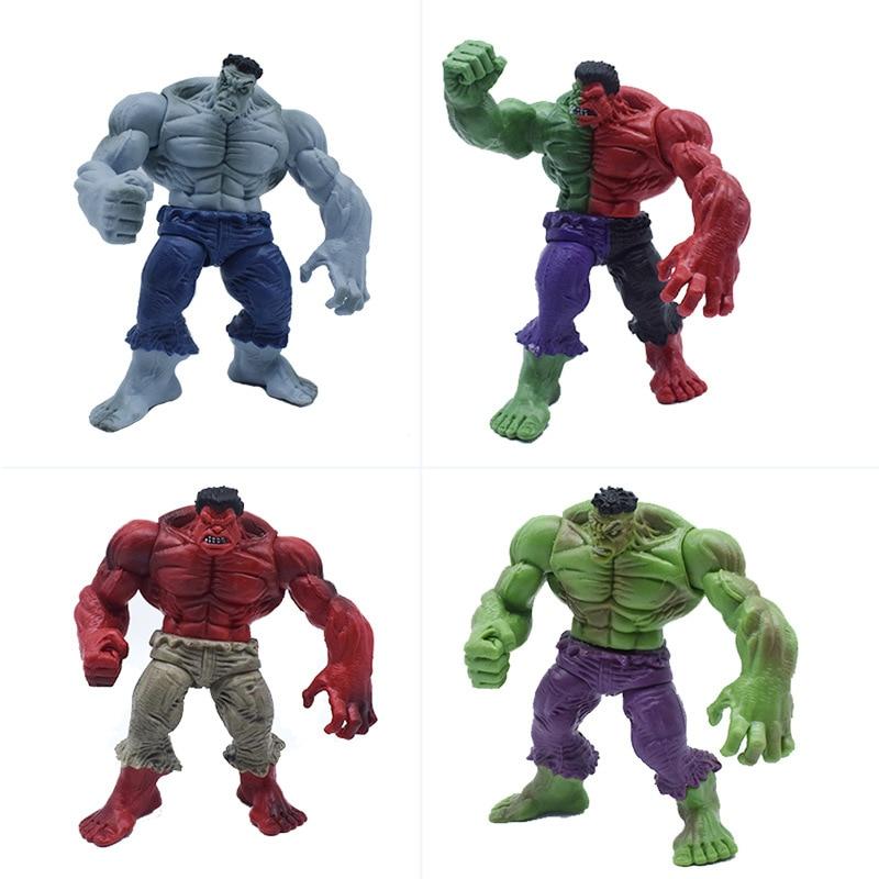 """10/"""" Marvel Legends The Avenger Incredible Hulk Red Hulk Figure Kid Birthday Gift"""