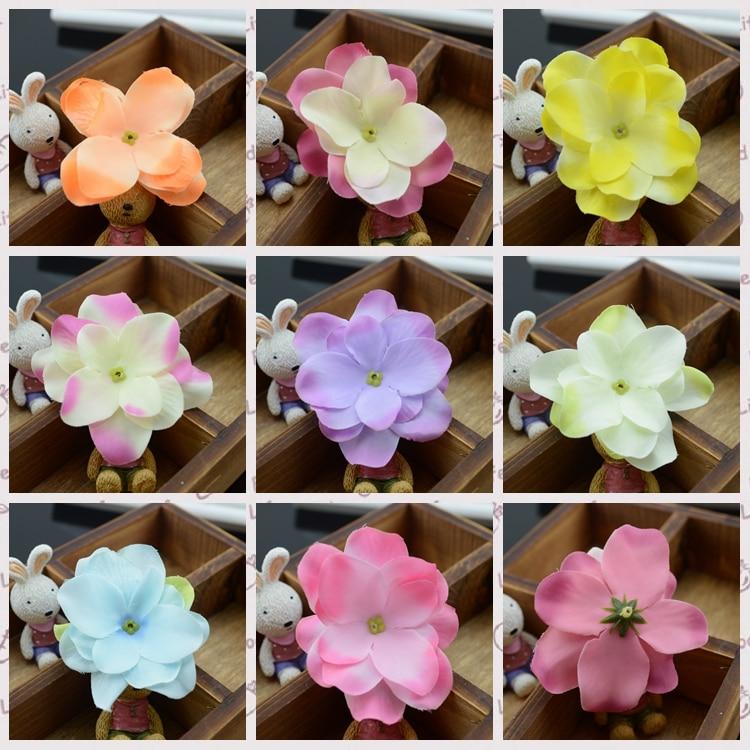 Artificial Flowers New Hot Good Simulation Flower Head Hydrangea