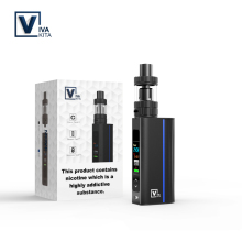 купить 100W Huge Vaporizer VW Box Mod Electronic Cigarette vape 3000mAh Battery mod 100w Box Mod Vape Pen Vaptio brand по цене 1484.96 рублей