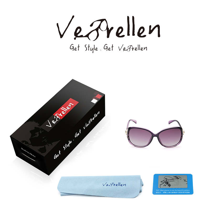 1c312d00339062 Vebrellen vintage lunettes de soleil femmes verres polarisés lunettes de  soleil pour femmes marque designer rétro fox tête oculos de sol feminino  vj037 dans ...