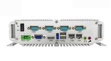 server rack enclosure J1900 2.0GHZ 32G SSD Embedded Industrial Computer (LBOX-J1900)