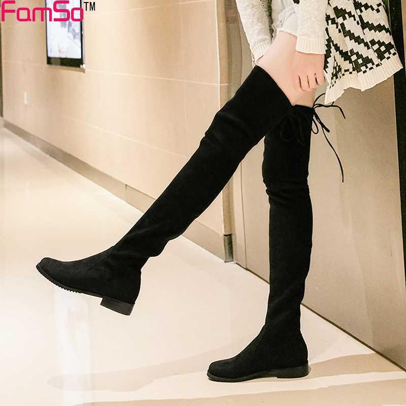 Online Get Cheap Thigh High Boots Designer -Aliexpress.com ...