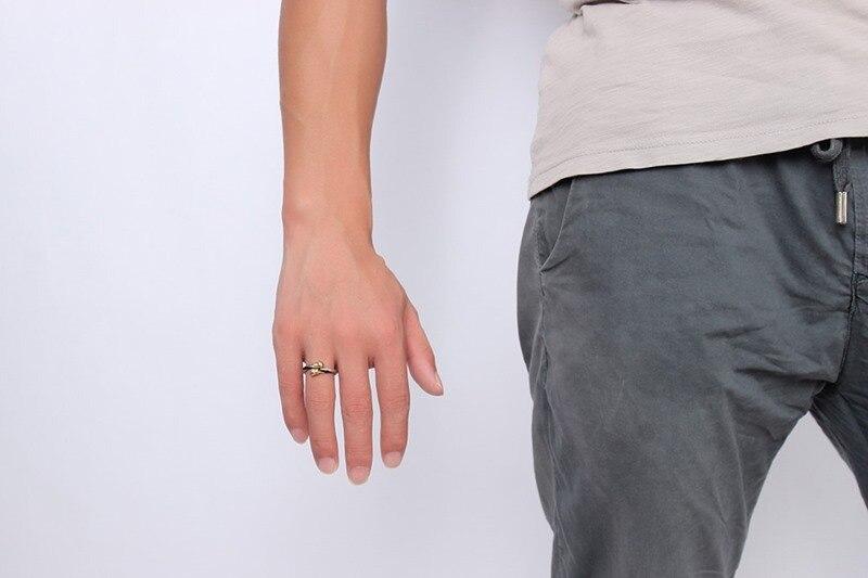 Черное покрытие из нержавеющей стали wia Lap браслет + кольцо комплект Европейский Стиль Открытие браслет кольцо оптовая продажа ювелирных из...