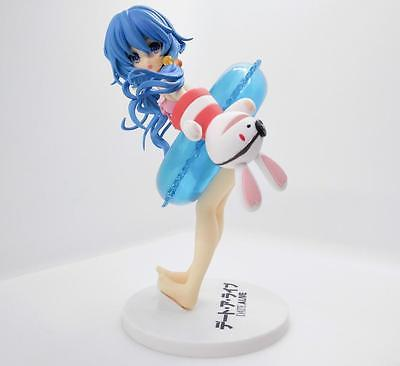 Anime Date A Live Yoshino Hermit Swimsuit Swimware 8 PVC Figure Toy Gift Toy Collectibles Model Doll 258 dating war date a live yoshino hermit pvc action figure model toy retail