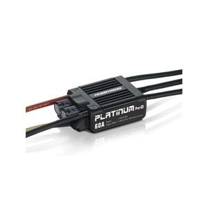 Hobbywing Platinum 60A Brushless ESC Para RC Modelo V4