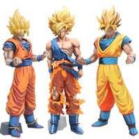 Dragon Ball Z Grandista figure Super Saiyan Son Goku Manga Dimensions dragonball vegeta cartoon color PVC Action Figure Toys