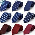 1 Peça 8.5 cm amoreira seda de Alta qualidade Laços dos homens Homens casuais Silm magro Gravata Para Os Homens de Negócios Laço Camisa 2017 projeto o mais novo