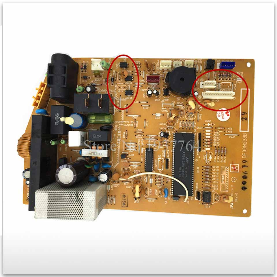 95% new for Air conditioning computer board circuit board MSH-J18SV DE00N238B SE76A766G01 good working 95% new for haier refrigerator computer board circuit board bcd 198k 0064000619 driver board good working