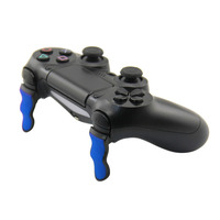 Extended Buttons Handle Kit 1set L2 R2 Game Controller Triggers for Dualshock 4 Playstation 4PS4 Controller BLACK+RED