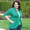 2017 Осень Партия Твердый Стиль Середины Икры Женщины Топ Мода Свободные Черный Зеленый топ футболка X-6XL Зеленый vestidos femininos черный