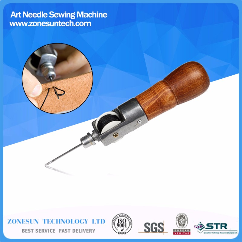 Leather-craft-Tool-Super-Carving-Wax-Line-Hand-Made-Leather-Tools-Art-Needle-Sewing-Machine-133mm