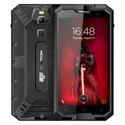 HOMTOM ZOJI Z8 4G Smartphone 5.0 Inch Android 7.0 MTK6750 Octa Core 1.5GHz 4GB RAM 64GB ROM IP68 Waterproof Fingerprint Touch