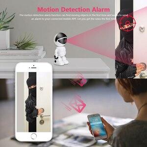 Image 4 - INQMEGA 1080 P Mây WIFI Robot máy ảnh Home An Ninh Giám Sát IP Máy Ảnh Trẻ Em Đi Cùng Robot Không Dây WiFi CCTV Máy Ảnh