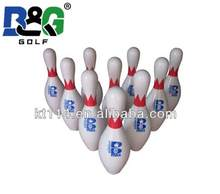 2017 hot sale wholesale new Brunswick brand wooden bowling pins(China)