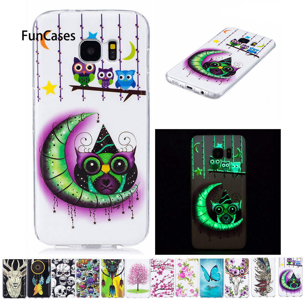 For Samsung Galaxy S7 Edge Bling Glitter Liquid Quicksand Fitted Case Sm-g935f Sm-g935fd Soft Silicone Tpu Phone Cover Funda Cellphones & Telecommunications Phone Bags & Cases
