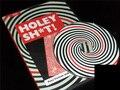 Holey sh*t!, card magic,magic tricks,fire,props,dice,comedy,mental magic