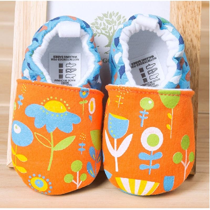 Lieveheersbeestje Babyschoenen Katoen Pasgeboren Babyschoenen Zacht - Baby schoentjes - Foto 4