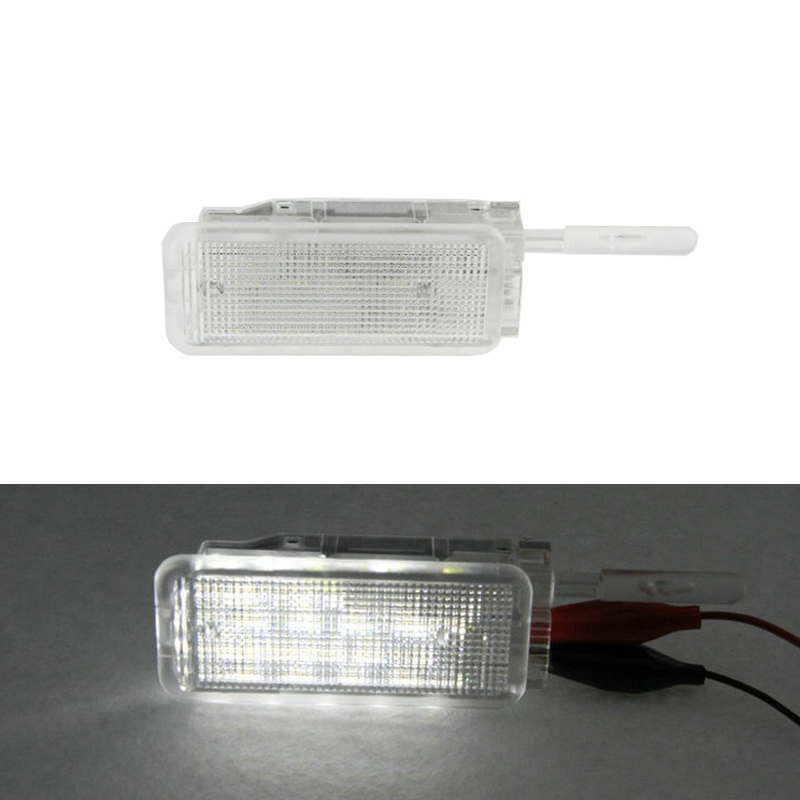 4 x 12 LED neon interior footwell decor lights For Peugeot 106 107 306 307