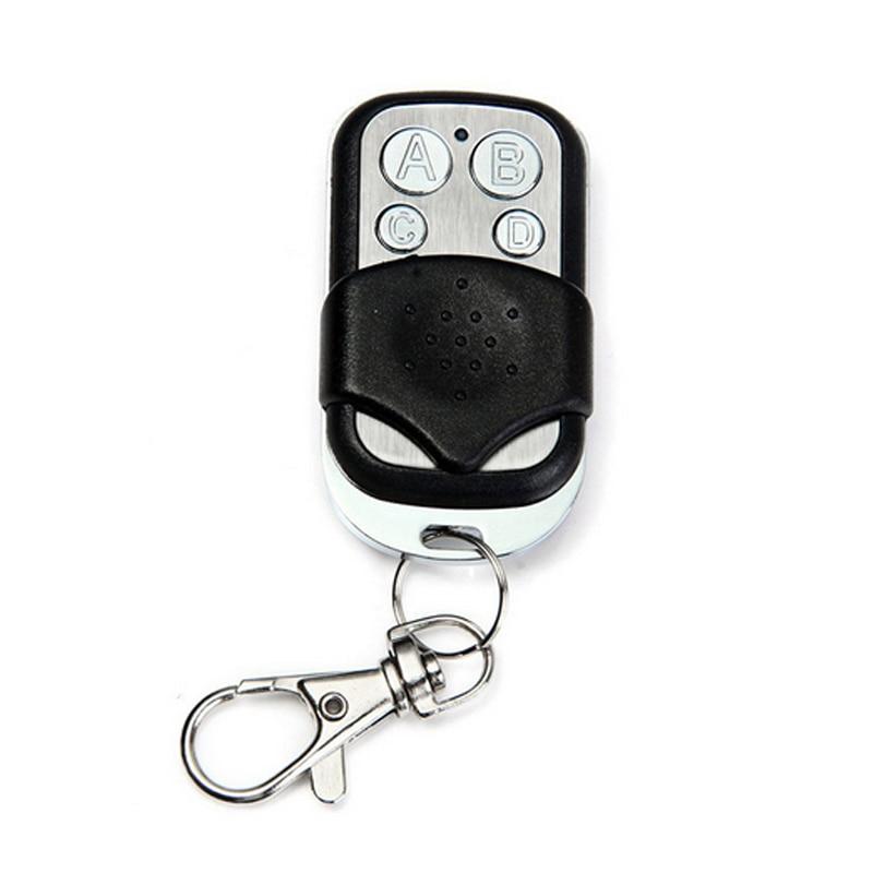 433.92 мГц копия пульт дистанционного управления Металл клон ПДУ Авто Копировать дубликатор для гаджетов автомобилей дом, гараж высокое каче