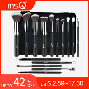 MSQ 4/15/19PCS Makeup Brushes