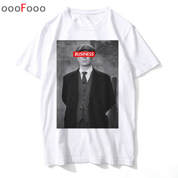 Peaky Blinders t shirt top tee t-shirt oversized male/women men tshirt fashion streetwear Hip Hop shirts Cool O-Neck summer