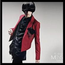 Free shipping !!! 2016 Tide of men's suit small jacket cultivate one's morality stage suits (without a corsage) / M-XL