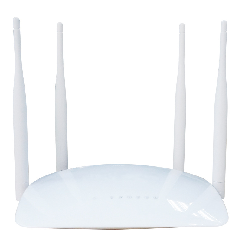 300Mbps brezžični brezžični usmerjevalnik WIFI močna podpora signala DHCP z USB vrata 4 * 3dbi antene angleška vdelana programska oprema